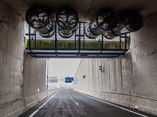Verduurzaming tunnels_RWS