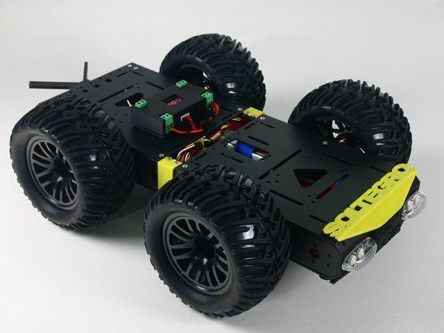 Soltegro scan robot