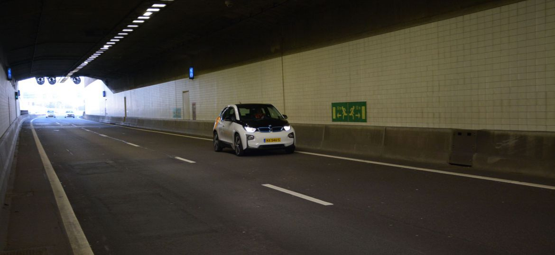 TrafficSense Beneluxtunnel