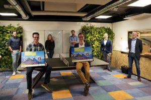 winnaars TBI innovatieprijs